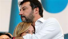 MACHÁČEK: Salviniho (ne)prohra a kdo chyběl v Davosu