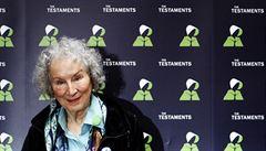 Bookerovu cenu získalo pokračování Příběhu služebnice. O ocenění se dělí Atwoodová a Evaristová