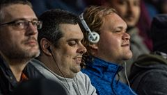 Fotbal pro nevidomé na nové úrovni. Reprezentační duel v Edenu nabízí komentář pro špatně vidící