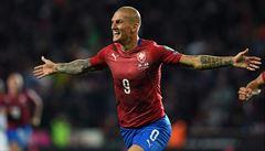 Češi porazili po 44 letech Anglii, výhru zařídil v 85. minutě nováček Ondrášek