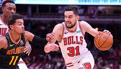 VIDEO: Satoranský pobláznil NBA. Přihrávkou z říše snů vybídl spoluhráče ke snadné smeči