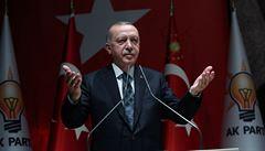Erdoganovy ambice sahají i mimo Sýrii. Tvrdí, že chce mít jaderný arzenál