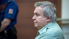 Lékař Barták si odpyká dalších šest let, rozhodl soud. Plánoval tři vraždy a vydírání