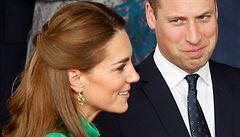 'Dávej pozor na to, co říkáš. Lidi to natáčejí.' Princ William a vévodkyně Kate založili vlastní YouTube kanál