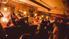BÍLKOVÁ: Café V lese? Undergroundové doupě, kde byl alespoň jednou snad opravdu každý