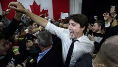 Trudeau v nesnázích: z miláčka lidu se kanadský premiér stal trpěným politikem