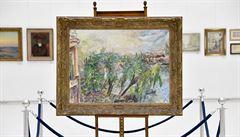 Nový český rekord. Kokoschkův obraz se v aukci prodal za 78,5 milionu korun