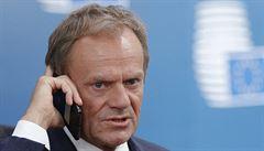 Expremiér Tusk se vrací do polské politiky, stal se šéfem opoziční strany