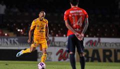 VIDEO: Hráči Veracruz protestovali proti nevyplaceným mzdám, od Tigres si nechali vstřelit dvě branky