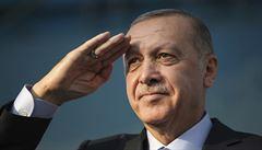 Pokud se Kurdové do pěti dnů nestáhnou, obnovíme boje, pohrozil Erdogan