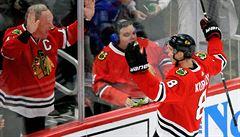 Kubalík vstřelil v NHL druhý gól, Kämpf a Kempný si připsali asistenci
