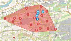 Praha 3 bez vody. Kvůli havárii byla přerušena dodávka pro téměř 52 tisíc lidí