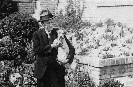 Sloupky Karla Čapka: Ještě o psech a také o kočkách
