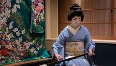 Úřady v Kjótu zakázaly fotografování ve čtvrti, kde žijí gejši