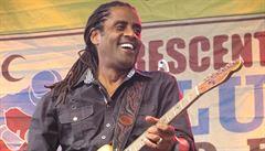Šířím pozitivní zprávy, říká hvězda Blues Alive Kenny Neal