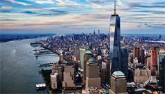 One World Trade Center slaví výročí. Před pěti lety byl otevřen nejvyšší mrakodrap v New Yorku
