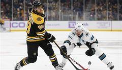 Pastrňák chybí, stihne vůbec start NHL? Tajnosti kolem nejlepšího střelce rozčísl až jeho agent