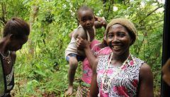 PO STOPÁCH UNESCO: Na kánoích ke svobodným hrošíkům v Sierra Leone