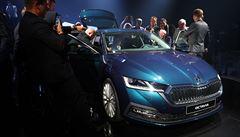 Škoda Auto loni poprvé vyrobila v Česku více než 900 tisíc aut, produkce vzrostla o 2,25 procenta