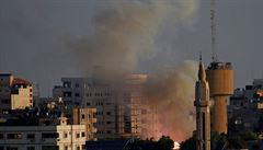 Při izraelských operacích proti skupině Islámský džihád umírali další Palestinci. Od úterý jich zemřelo 26