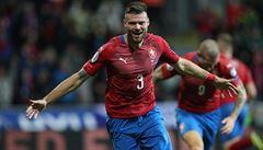 Česko - Kosovo 2:1. Král s Čelůstkou otočili utkání, Češi postupují na EURO