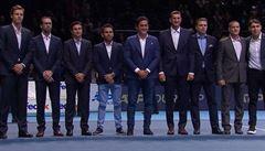 Berdych a Štěpánek se loučili na Turnaji mistrů s kariérou. Teď je plán žádný plán nemít, říká Berdych