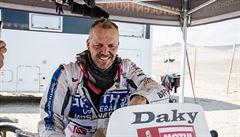 BARTH Racing se vrací na Rallye Dakar. Do Saúdské Arábie se vydá čtyřkolkář Tůma