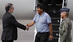 Na vítězné písně je zatím brzy. Morales se možná ještě vrátí, řekl LN rodilý Bolivijec