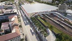 Dopravní terminál na Smíchově musí mít posudek vlivu na životní prostředí, rozhodl soud
