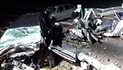 V pondělí zemřelo na silnicích 8 lidí. Bylo tak nejtragičtějším dnem za dva a půl roku