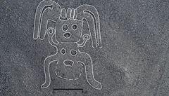 Vědci objevili na 140 nových obrazců na planině Nazca v Peru