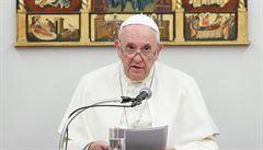 Papež přiletěl do Japonska, kde bude vyzývat ke globálnímu zákazu jaderných zbraní