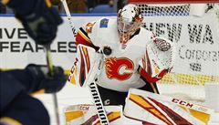 Odměna za stabilní výkony. Rittich byl zvolen druhou hvězdou týdne v NHL