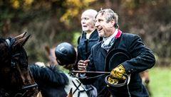 Hon jenom jako. Šlechtickou kratochvíli udržují v Česku fanoušci jezdectví v čele s hercem Vydrou