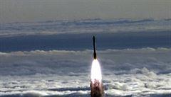 Rusko upozornilo na rakety ve Středomoří, Izrael přiznal raketový test