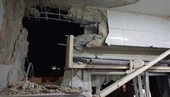 Izrael zasáhl desítky syrských a íránských cílů. Útok si vyžádal 23 obětí