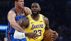 Snižujeme. LeBron a spol. budou mít v NBA o čtvrtinu menší platy
