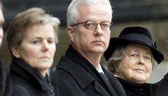 Vrah syna německého exprezidenta dostal 12 let na psychiatrii, je jen částečně příčetný