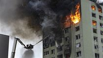 Slovenská vláda vyčlenila milion eur na pomoc po páteční explozi v Prešově