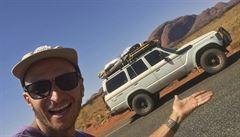 NOMÁDI: Kolem Austrálie po směru hodinových ručiček. 'První odešel startér. Hlavní příčinou jsem byl já'