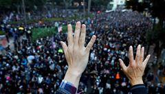 Policie v Hongkongu zadržela o Vánocích 336 demonstrantů. Celkem už bylo zadrženo téměř 7000 lidí