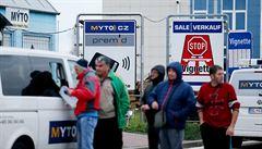 Stoupl počet migrantů, kteří nelegálně přešli hranici z Česka do Německa