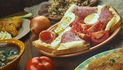 Chlebíček s kachními žaludky. Co připravit na Silvestra poradí šéfkuchař Jan Punčochář