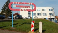 Benešovská nemocnice chce obnovit provoz interny 30. prosince