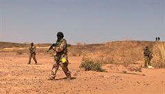 Při útoku v Nigeru zemřelo osm lidí, z toho šest Francouzů