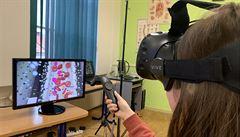 České školy využijí ve výuce virtuální program. Bude simulovat práci v hemodialyzačním centru