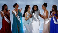 Titul Miss World získala 23letá dívka z Jamajky. Češka se mezi 12 finalistek neprobojovala
