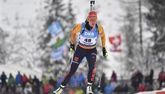 I moje babička by to zvládla lépe, posteskla si nad formou německých biatlonistek Herrmannová