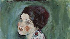 Záhada ukradeného Klimta se prohlubuje. Chci fingovat loupež, zapsal si ředitel galerie do deníku