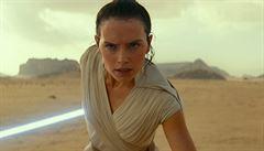 Důstojné zakončení se zmateným příběhem. Nové Star Wars budí rozpaky